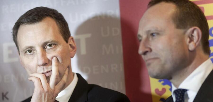Den nuværende klima- og energiminister, Rasmus Helveg Petersen, mener, at hans forgænger, Martin Lidegaard, kunne have håndteret solcellesagen anderledes.