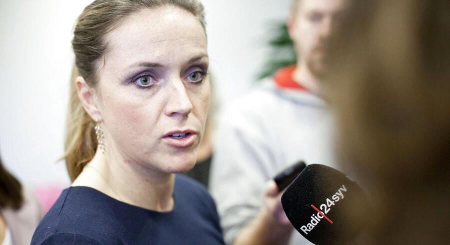 Justitsminister Karen Hækkerup.