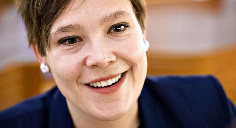 ARKIVFOTO. Astrid Krag bliver ny skatteordfører for Socialdemokraterne.