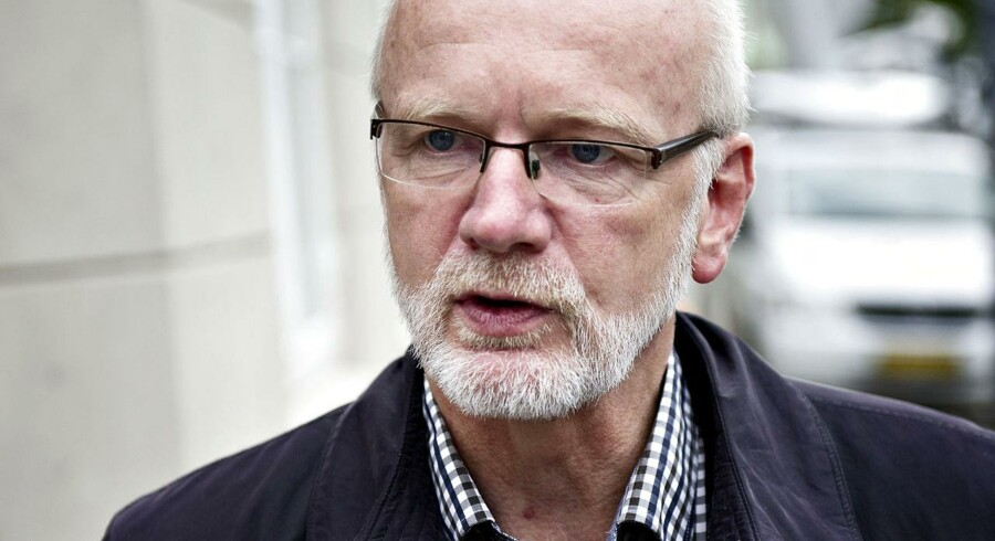 -Arkiv- Verner Kirk Sand, direktør i AK-Samvirke.