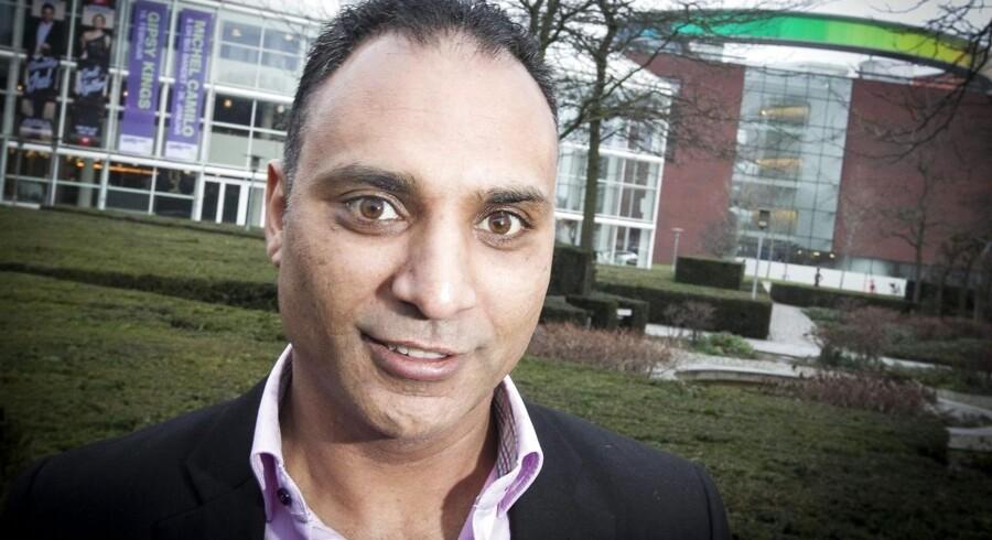 Aarhus' kulturrådmand og viceborgmester, Rabih Azad-Ahmad (R), vil have kommunen til at boykotte varer fra Israel.