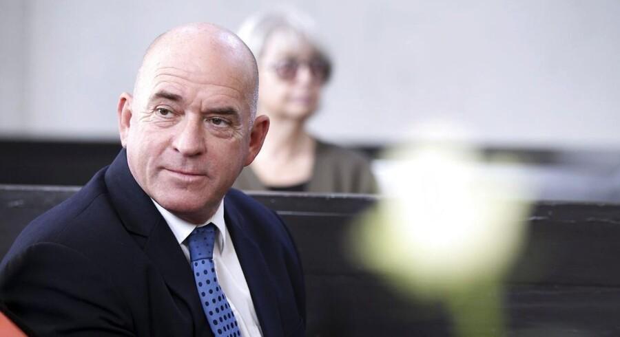 ARKIVFOTO: Søren Espersen, næstformand i Dansk Folkeparti, er ikke overrasket over, at hans parti har sagt farvel til så stort et antal byrødder.