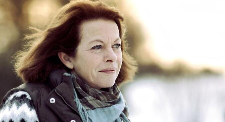 Ella Maria Bisschop-Larsen - præsident for Danmarks Naturfredningsforening.