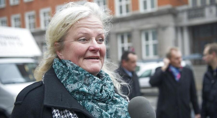Dansk Folkepartis Liselott Blixt.