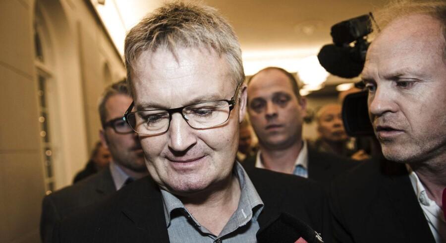 Nyborg-politiker Jan Reimer Christiansen forklarer sit pludselige skifte fra rød til blå med, at han i modsætning til i Socialdemokraterne føler, at der bliver lyttet til ham i Venstre.