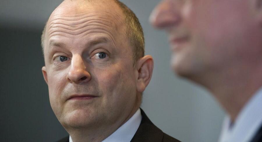 Dansk Industris direktør, Lars Goldschmidt.