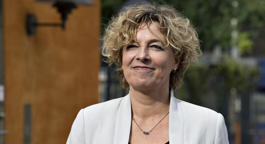 Børne- og undervisningsminister Christine Antorini (S).