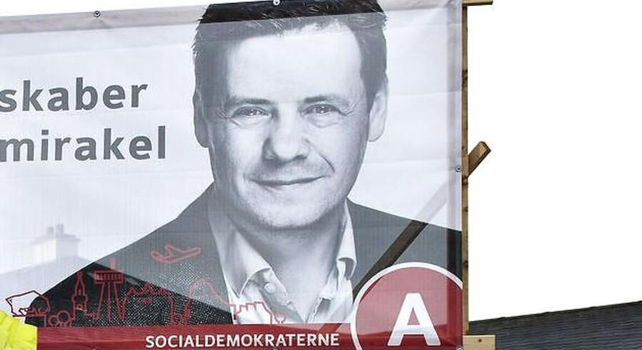 Thomas Kastrup-Larsen bliver socialdemokratisk borgmester i Aalborg.