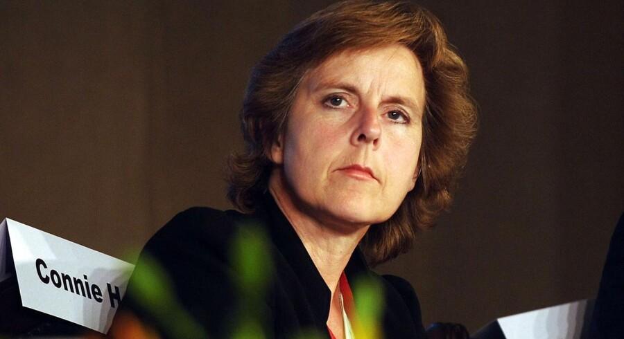 EU-klima kommissær Connie Hedegaard er ikke tilfreds med SRSF-regeringens budgetforslag.