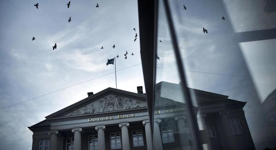 Tænketanken Kraka tvivler på, om kravene til polstring i de store banker er stort nok.