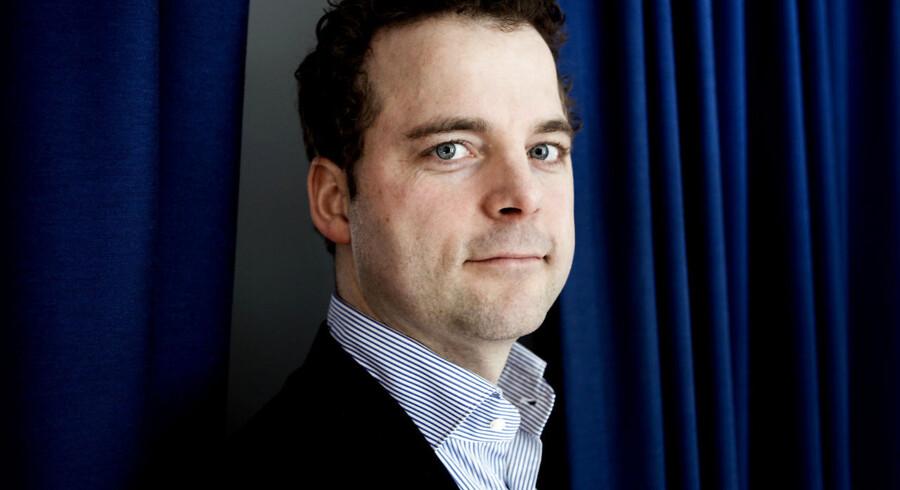 Uddannelsesminister Morten Østergaard.