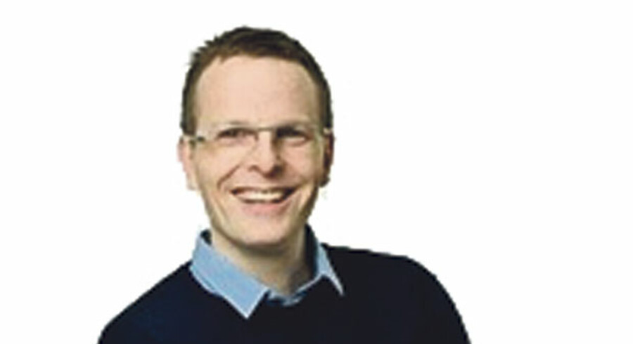 Mikkel Hippe Brun, Strategidirektør, Tradeshift
