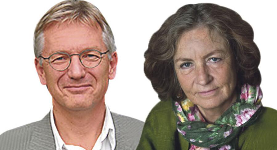 Morten Kvist, cand.theol., valgmenighedspræst, og Kirsten Sarauw, Cand.theol., psykoterapeut