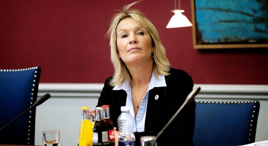 Arkivfoto. Danmark overholder alle internationale aftaler, forsikrede Lene Espersen flere gange under samrådet om grænsekontrollen.