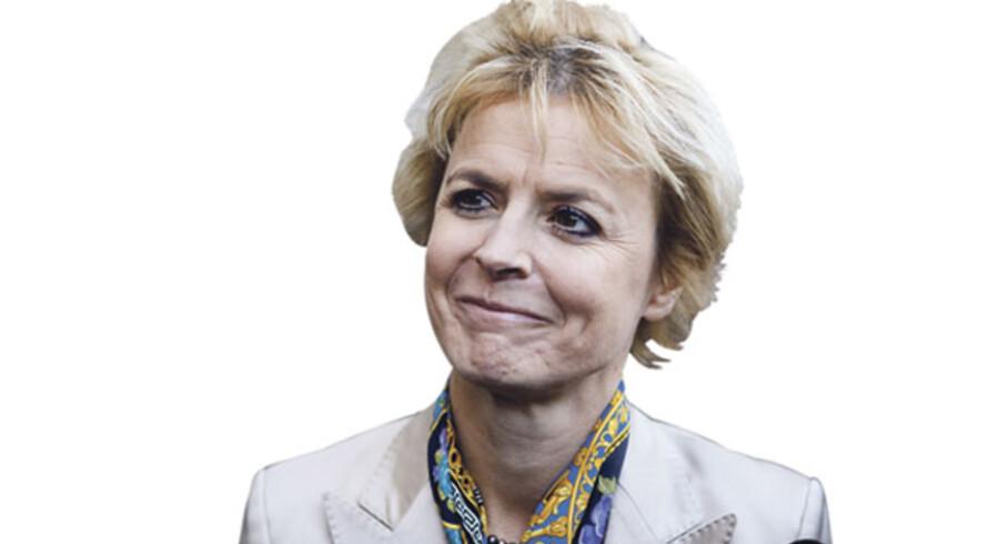 Lykke Friis, Ligestillingsminister (V)