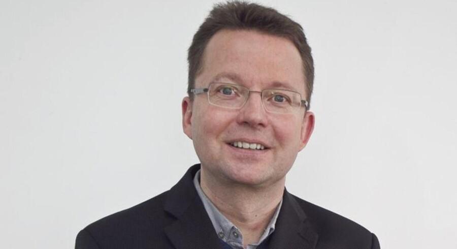 René Skau Bjørnsson stiller ikke op ved næste valg.