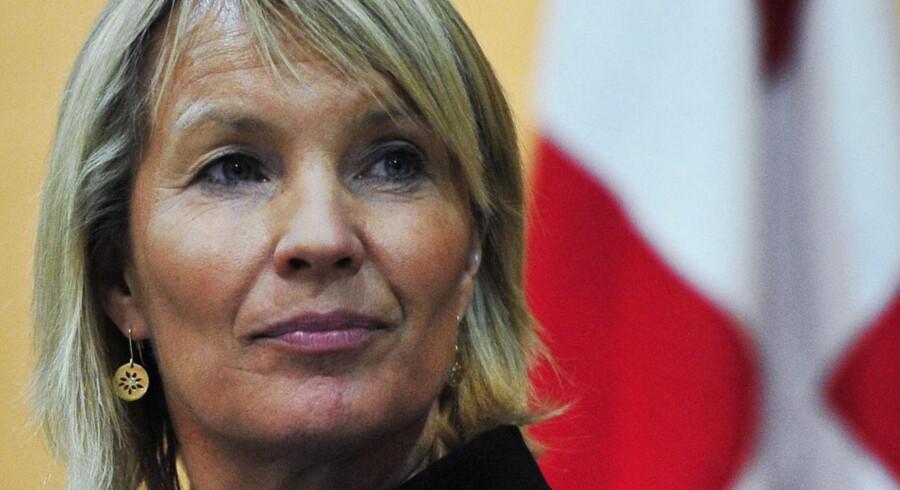Tidligere erhvervs- og økonomiminister Lene Espersen (K) risikerer en rigsretssag, vurderer ekspert.
