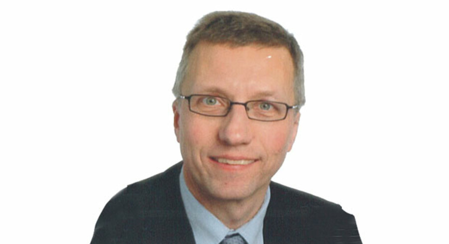 Christian Jørgensen, direktør, Cand.polit., MBA