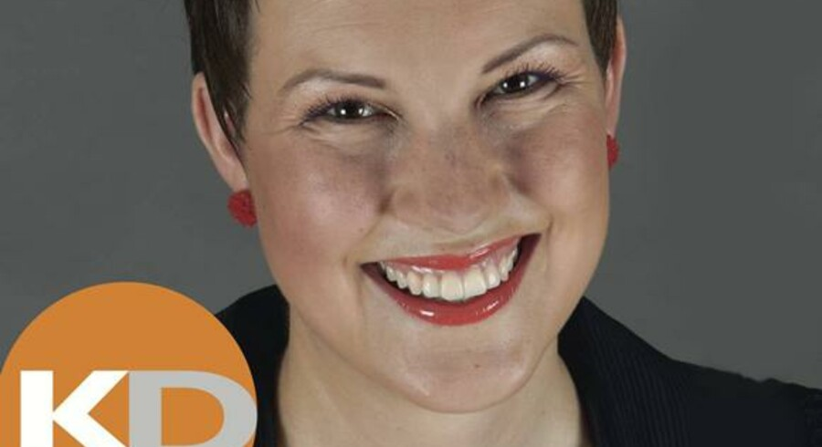 Kirsten Hasberg, Kristendemokraterne, Københavns Storkreds.
