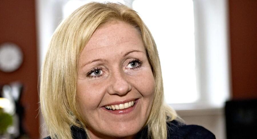 De Konservatives tidligere minister Carina Christensen begynder den 1. februar 2012 som direktør for erhvervsorganisationen UdviklingVejen.