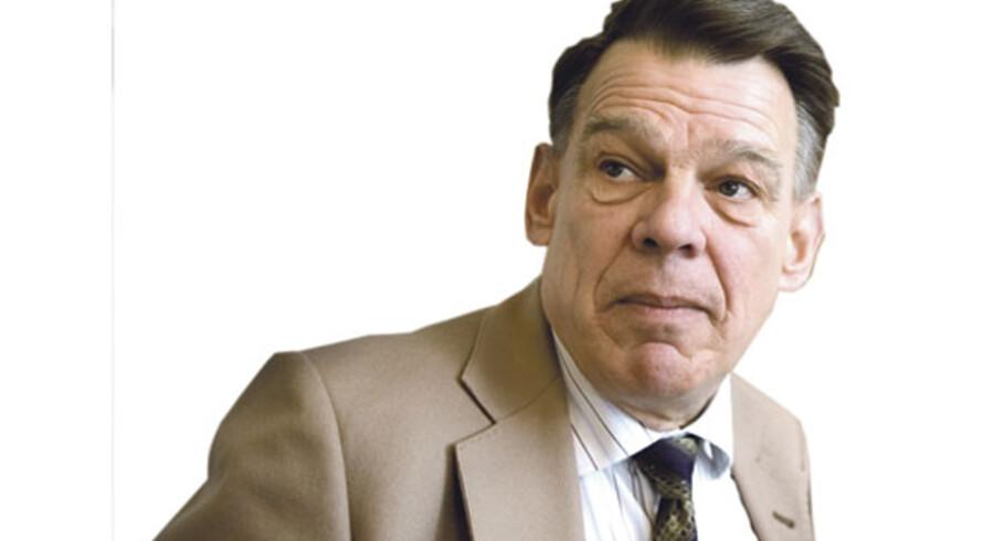 Jesper Langballe, pastor em., fhv. MF for Dansk Folkeparti