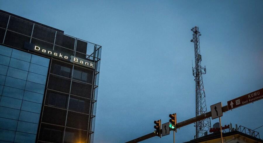 Danske Banks estiske filial er omdrejningspunktet i hvidvask-skandalen.