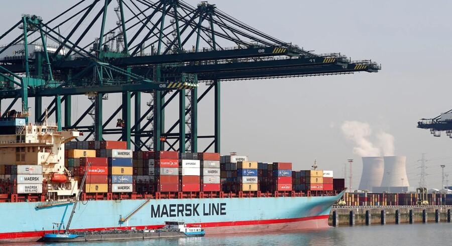 Det er efterhånden snart to år siden, at Mærsk kastede boldene op i luften og delte selskabet i to enheder - en for transport- og logistikaktiviteter og en for energiaktiviteter - i en helt ny strategi.