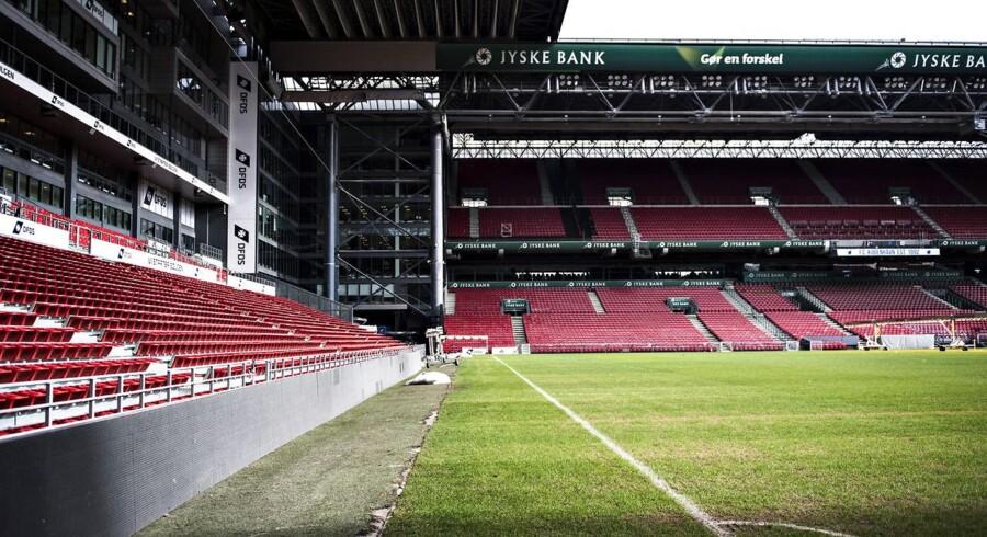 Parken-aktien løftes af Europa League-kvalifikation