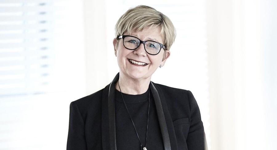 Mette-Marie Harild efterlyser flere kvinder på ledelsesgangene og betyrelsesposterne.