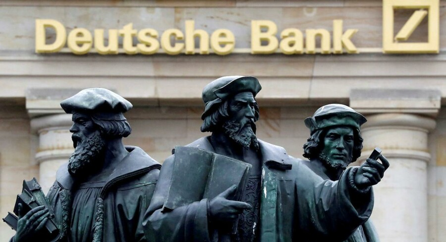 Arkivfoto. Deutsche Bank.