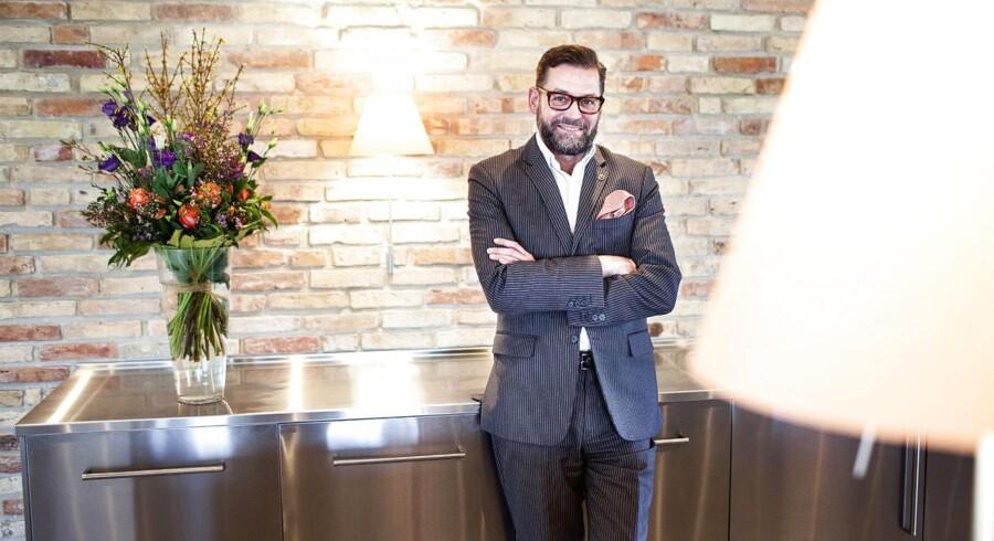 INTERFLORAs administrerende direktør/CEO, Søren Flemming Larsen