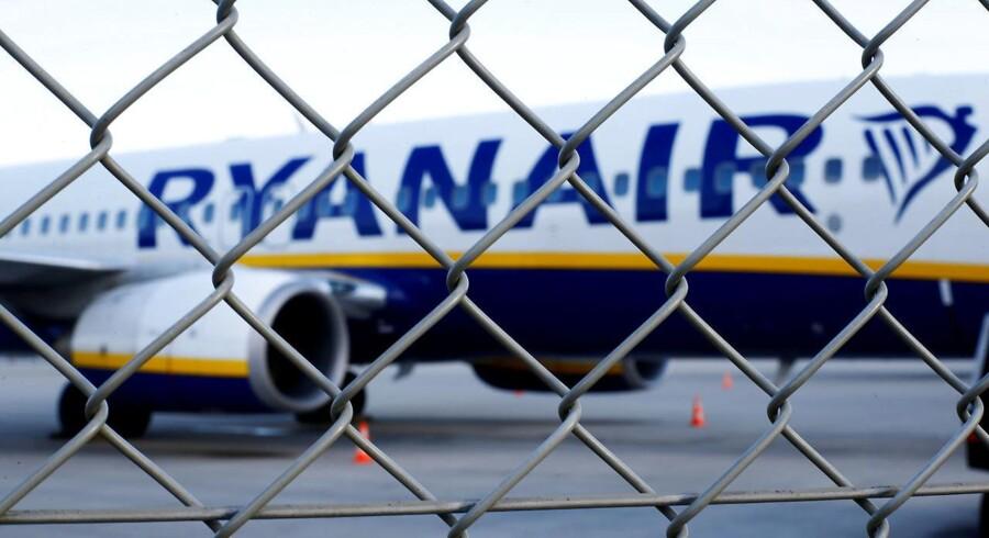 Journalister bliver forment adgang til Ryanairs kapitalmarkedsdag, rapporterer flere medier.