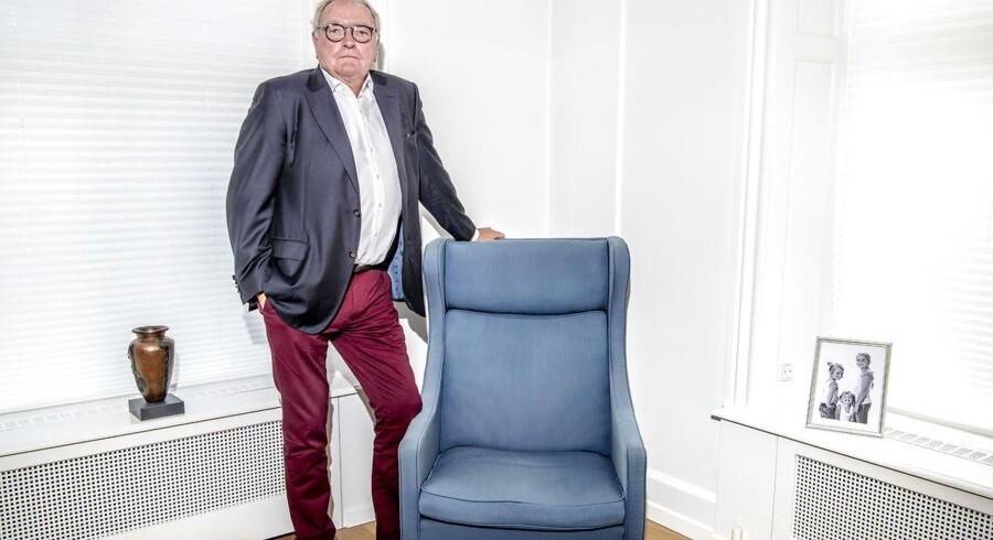 Henning Kruse Petersen stod centralt i oprydningen efter finanskrisen – midt under finanskrisen. Og der skulle træffes tunge beslutninger, som han uddyber her ti år senere. Én enkelt fortryder han i dag.
