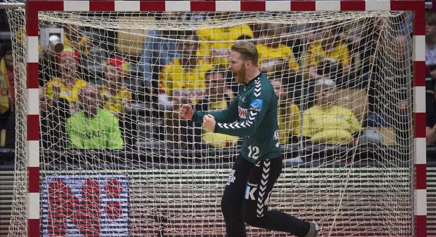 Århus Håndbold sejrede i slutfasen mod Sønderjyske, og dermed har Århus tre sejre ud af tre mulige i ligaen.
