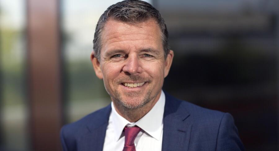 Henrik Dahl Jeppesen, administrerende direktør hos DEAS