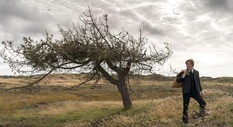 Stillbillede fra filmen »Lykke-Per«, instrueret af Bille August.