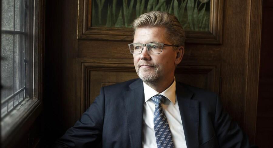 København skal tilbage i den grønne førertrøje, mener overborgmester Frank Jensen (S). Det skal blandt andet ske ved at stille krav om, at kommunens leverandører kører miljøvenligt.