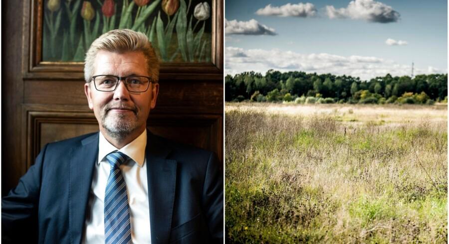 Amager Fælled-sagen bliver trukket ind i Københavns Kommunes budgetforhandlinger. Der skal findes en løsning, fastslår overborgmester Frank Jensen (S).