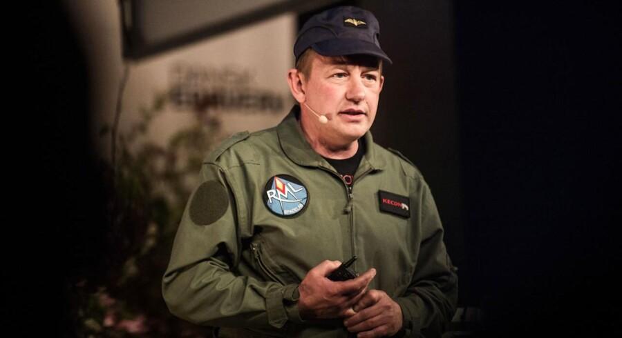 (ARKIV) Peter Madsen, ingeniør, raket og u-bådsbygger. Og drabdømt. (Foto: Ida Marie Odgaard/Ritzau Scanpix)