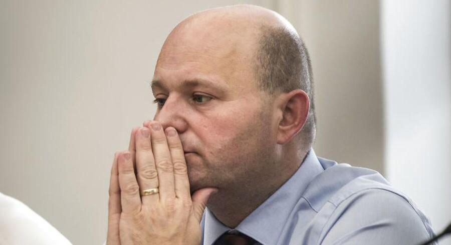 Søren Pape Poulsen vil afsætte 43 millioner kroner om året til at bekæmpe fremmede magters indblanding i danske valg.