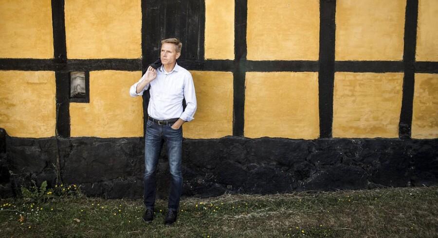 DF og Kristian Thulesen Dahl vil i regering.