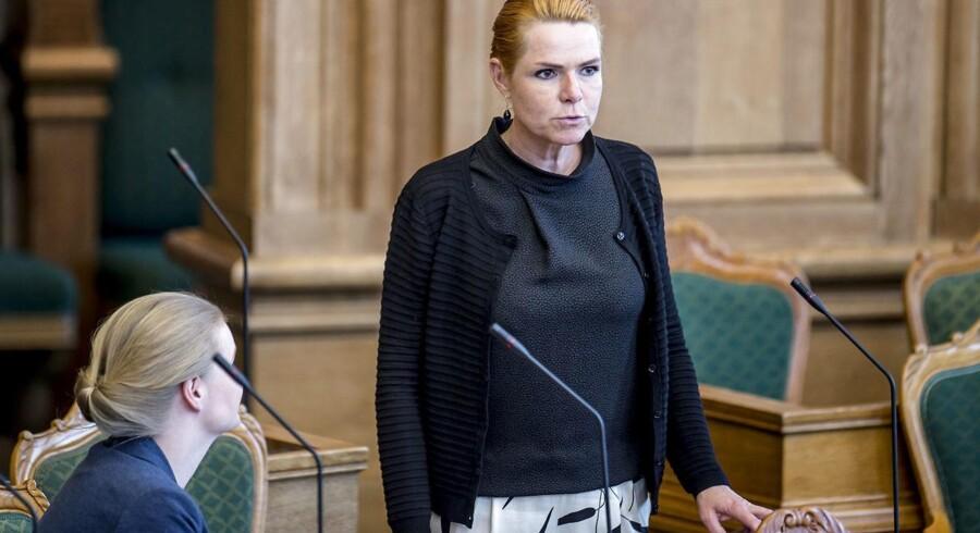 Venstre-borgmestre går imod Inger Støjberg