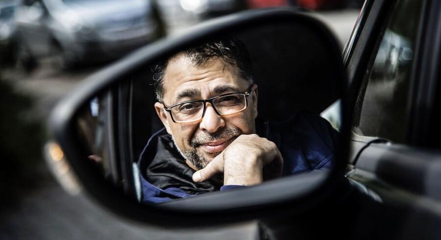 For Omar Marzouk er ytringsfriheden et grundstof, som er truet for komikere, men ikke politikere, som gerne går til grænsen for at få medieopmærksomhed.