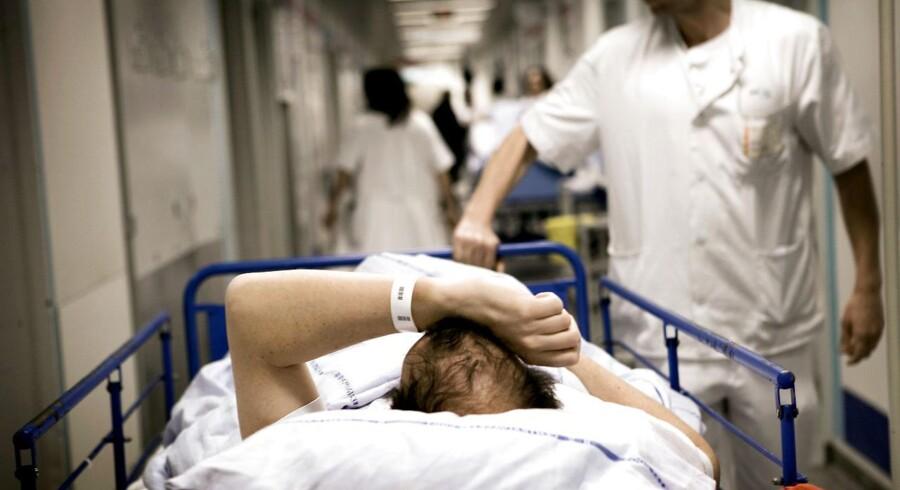 Sophie Hæstorp Andersen, regionsrådsformand, mener, at en lukning af regionerne vil gå ud over patienterne, som ellers har oplevet markant fald i hjertedødeligheden, ligesom antallet af danskere, der dør som følge af en kræftsygdom, er reduceret, mens flere danskere lever længere med en kræftsygdom. Arkivfoto: Linda Kastrup/Scanpix Ritzau