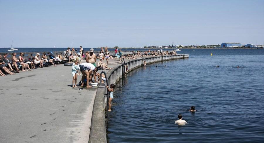 Sommeren i Danmark har været ekstra hård mod energiselskaberne i år.