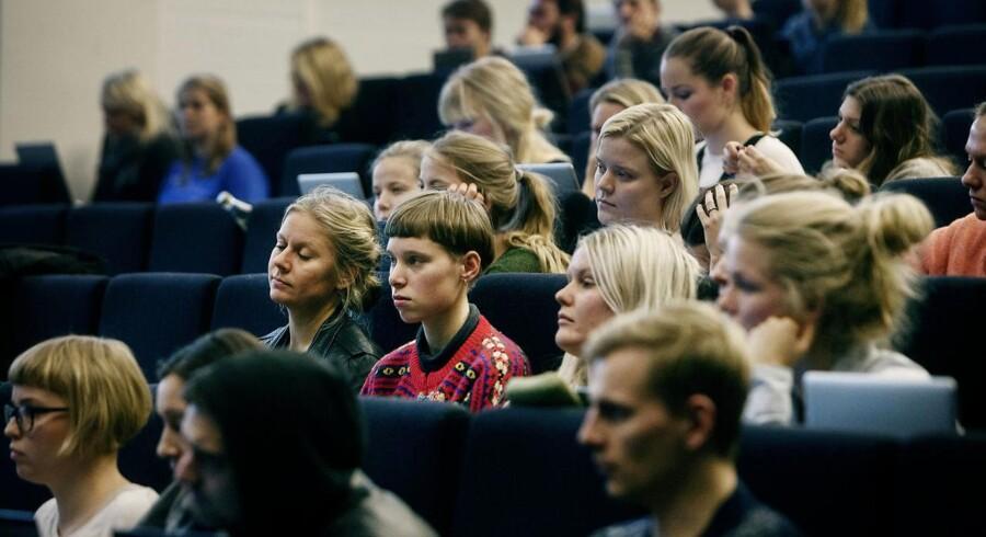 Der mangler politisk vision i forhold til de videregående uddannelser, hvor kvantitet ofter er mere i fokus end kvalitet.