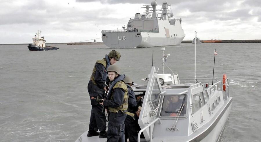 Statsrevisorerne finder det utilfredsstillende, at Forsvaret ikke har levet op til egne mål for opgaveløsning.