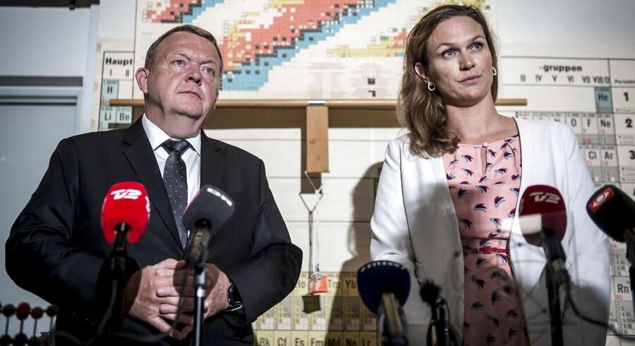 Udspillet bliver torsdag præsenteret af statsminister Lars Løkke Rasmussen (V) og undervisningsminister Merete Riisager (LA).