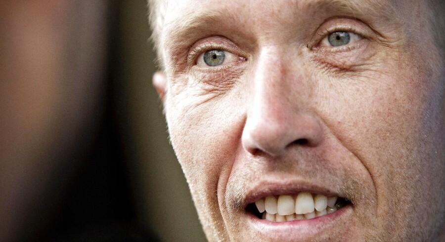 Den jobsøgende sportsdirektør vil blive i cykling, selv hvis det ikke lykkes at finde et hold til næste sæson.