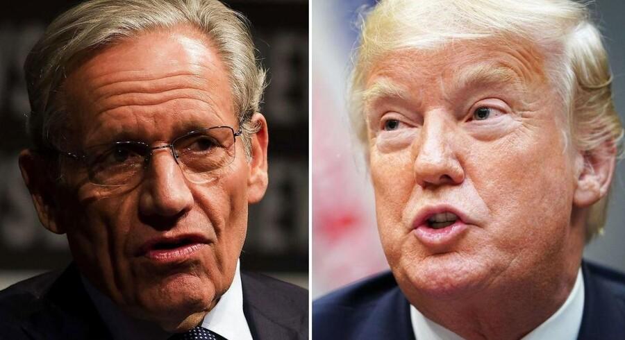 Watergate-journalisten Bob Woodwards bog om forholdene i Det Hvide Hus vil uden tvivl på ny få debatten til at blusse op om Donald Trumps præsidentskab.